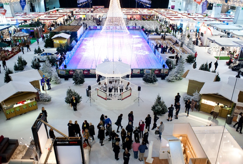 Trade show events Cluj