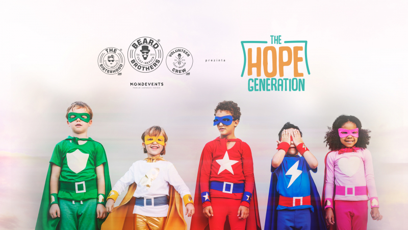 The Hope Generation banner