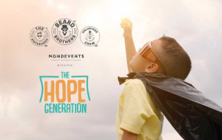 Evenimentul The Hope Generation Mondevents