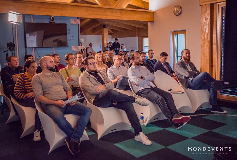 Evenimente corporate - lansare TSM Octombrie 2018