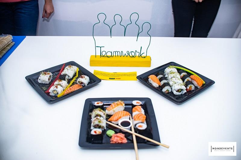 Team building Mondevents