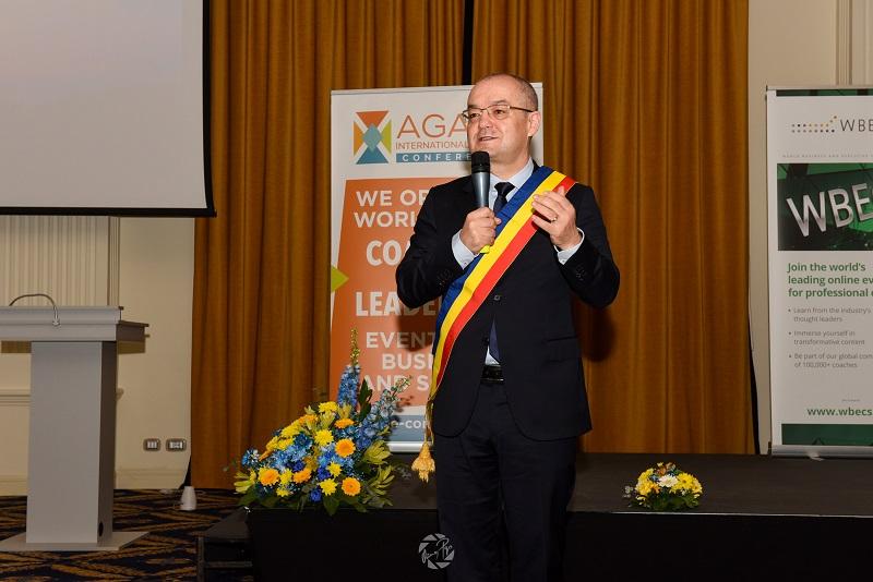 Emil Boc Agape