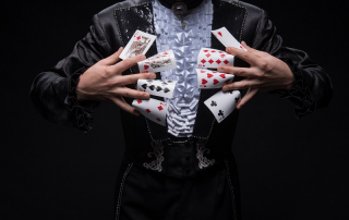 Eveniment corporate magician