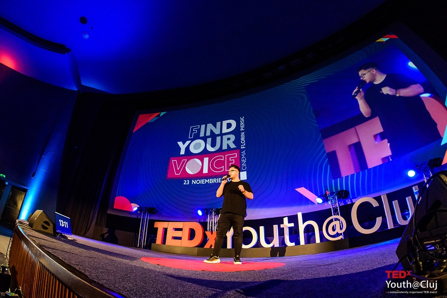 TEDxYouthCluj Mondevents 2019
